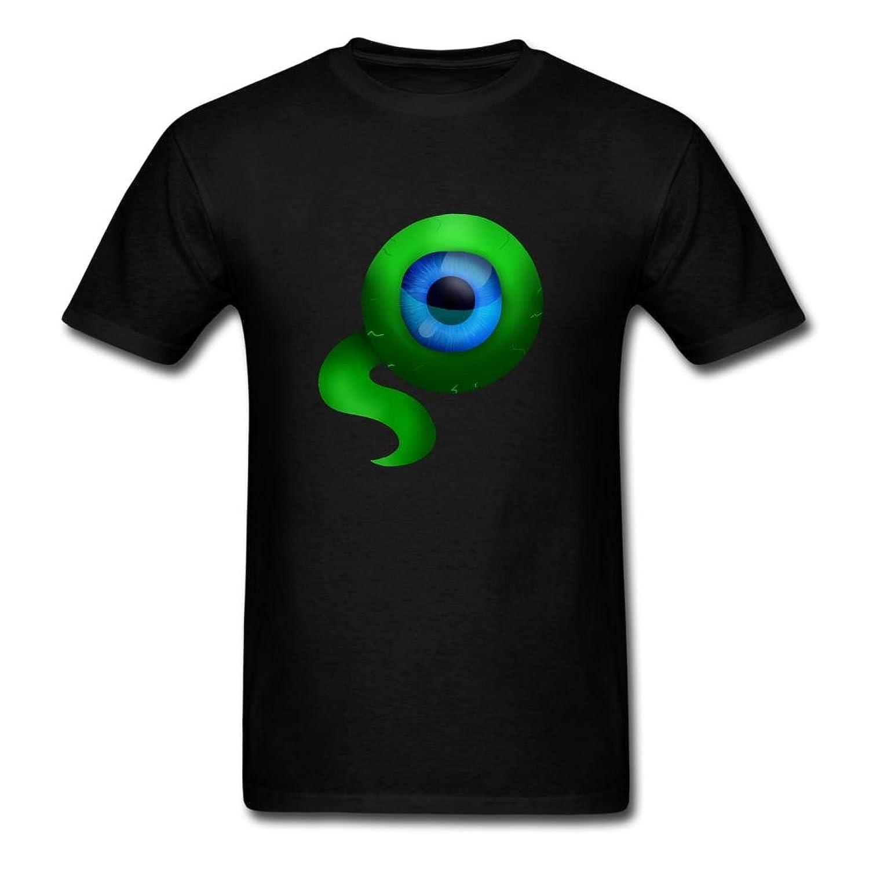Julisa Zena Septic Eye Sam Soft Cotton Fabric T-shirt For Man