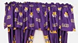 NCAA Louisiana State Tigers Collegiate Window Valance