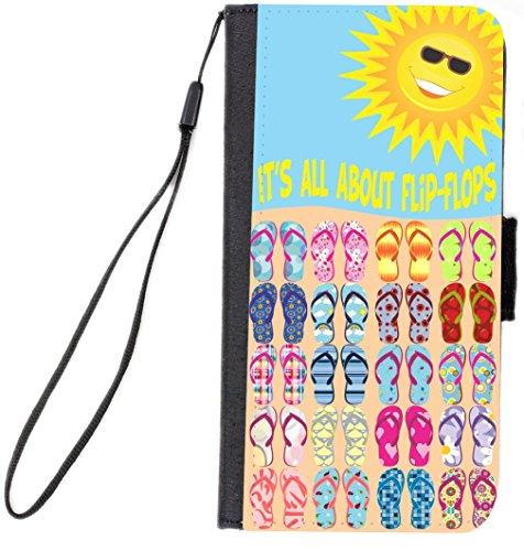 Rikki Knight UKBK It's All About Flip Flops Multi Design ...