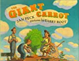 The Giant Carrot, Jan Peck, 0803718241