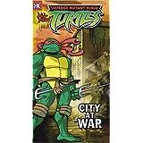 Teenage Mutant Ninja Turtles 14: City at War