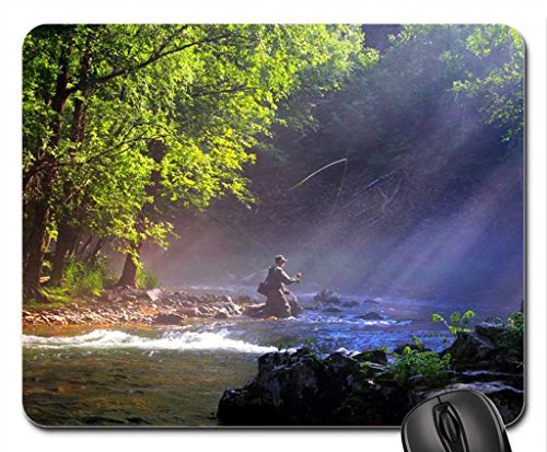 fly-fishing-in-a-river-mouse-pad-mousepad-rivers-mouse-pad