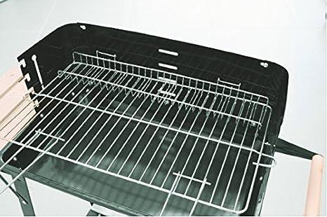 Landmann Holzkohlegrill Rundgrill Corso Schwarz : Grillwagen grill mg holzkohlegrill kohlegrill gartengrill