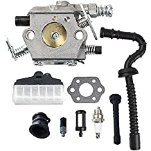 Savior Carburetor Air Filter Tune Up Kit for Stihl Chainsaw 021 023 025 MS210 MS230 MS250 Replace Walbro WT286