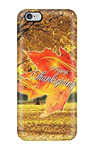 Flexible Tpu Back Case Cover For Iphone 6 Plus - Thanksgivings