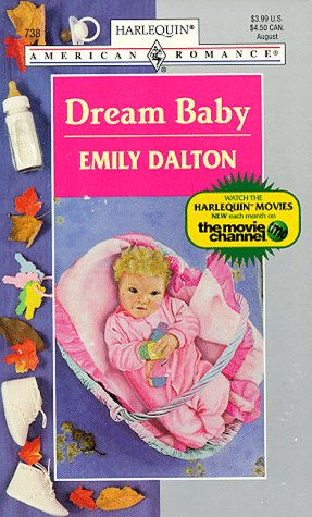 book cover of Dream Baby