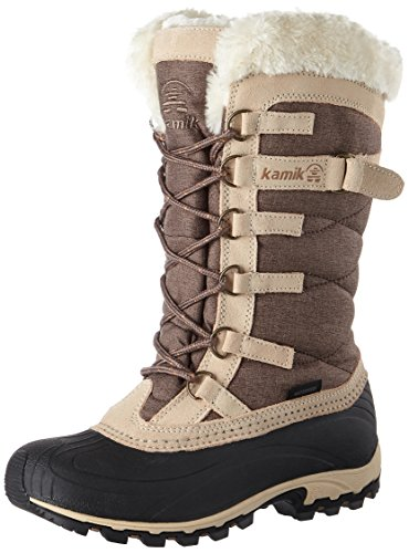 Kamik Snowvalley Snow Boot - Brown - Womens - 8 different sizes