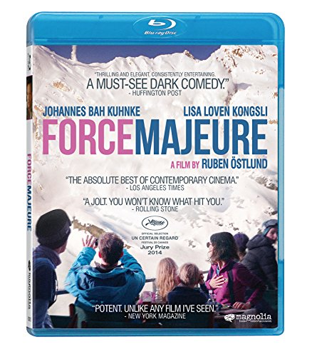 Blu-ray : Force Majeure (Widescreen, Digital Theater System)