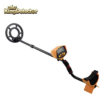 kingdetector Upgraded Hobby MD-9020 C Metro detectores de metales Treasure Hunter Buscador de oro: Amazon.es: Jardín