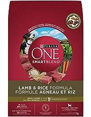 Purina ONE Smartblend Natural Dry Dog Food, Lamb & Rice