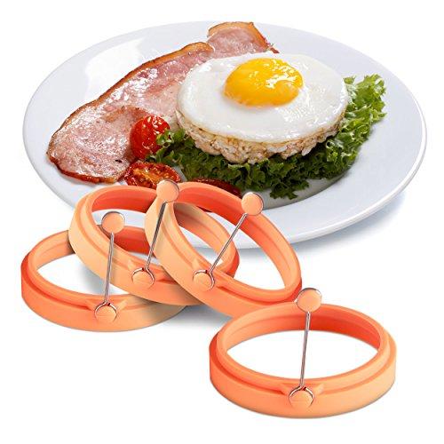 ORBLUE Egg Ring - Orange (1-Pack)