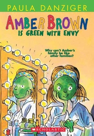 (Amber Brown #9: Amber Brown Is Green With)