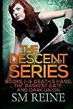 Download The Descent Series, Books 1-3: Death's Hand, The Darkest Gate, and Dark Union: An Urban Fantasy Omnibus in PDF ePUB Free Online