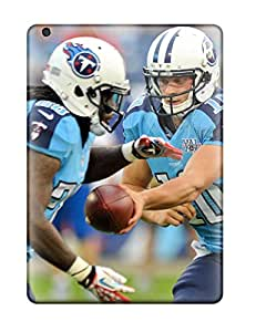 High-quality Durable Protection Case For Ipad Air(tennessee Titans)