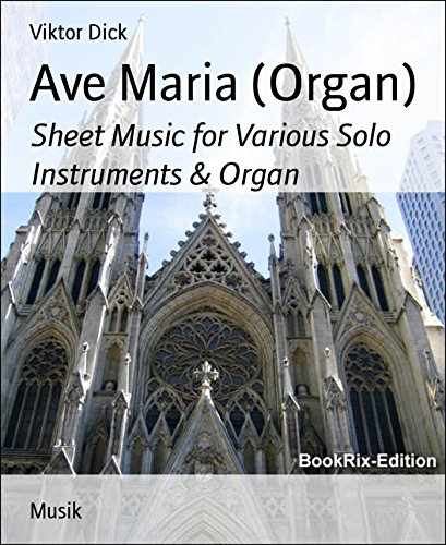 Ave Maria Bach Sheet Music - 4