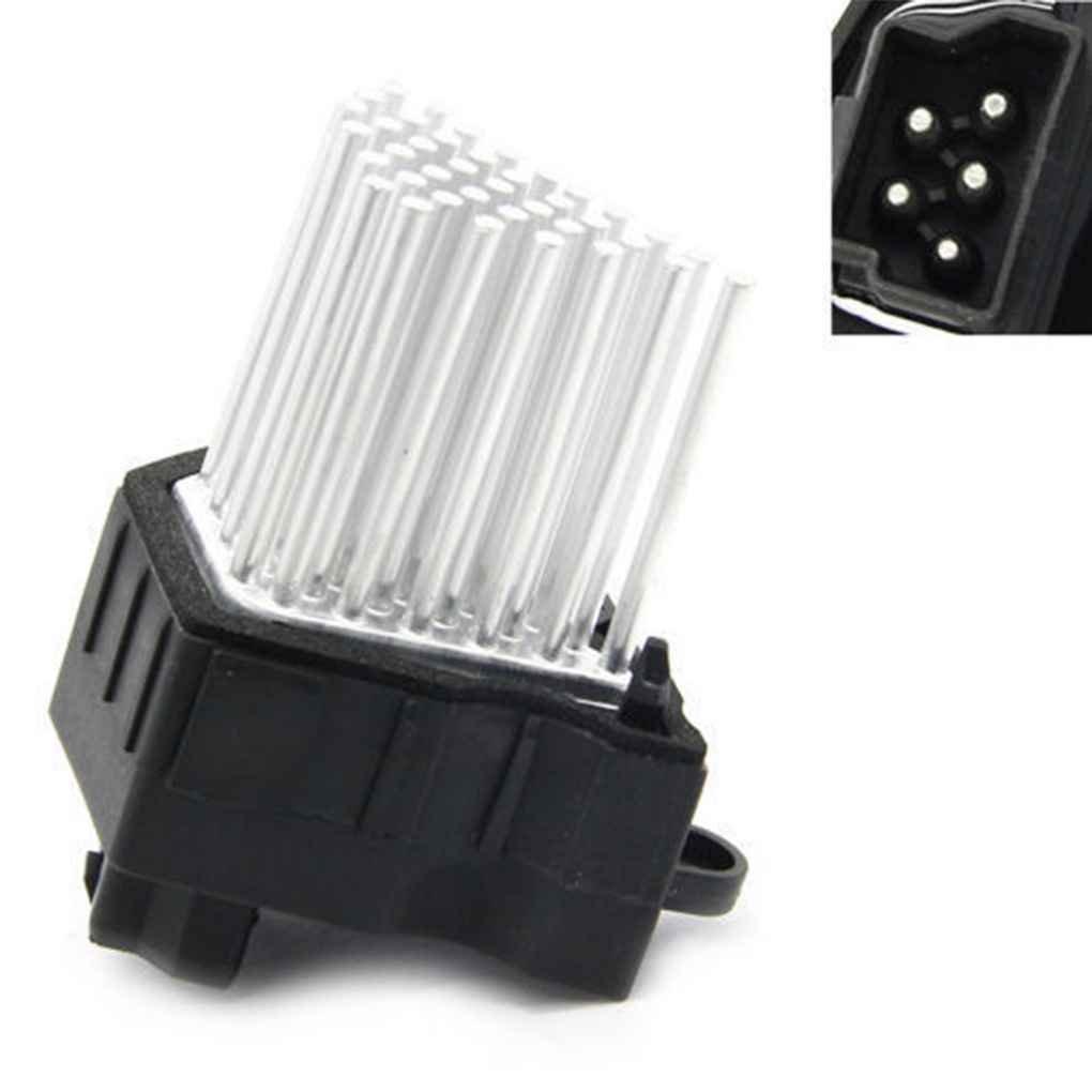 fgghfgrtgtg Automobile Heater Fan Blower Motor Resistor 64116929540 Plastic Car Replacement for 323i 318i 328i M3