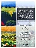 Kolski: Historia kina w Popielawach / Szabla od komendanta / Jasminum / Afonia i pszczoly BOX [4DVD] (English subtitles)