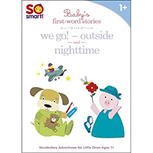 So Smart! First Word Stories: Outside / We Go / Nighttime