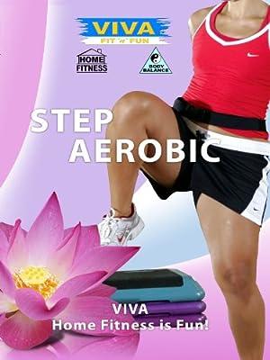 Viva STEP AEROBIC General Fitness And Trim Legs