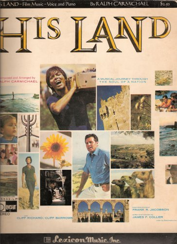 His Land Film Music - Voice and Piano