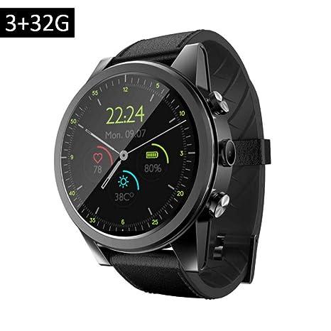 GPS Deportes Monitor de ritmo cardíaco Móvil de gama alta Reloj inteligente Rastreador de ejercicios Android