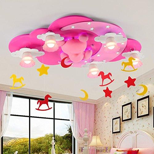 LXSEHN Creative Children Girl Princess Lights Bedroom Living Room ...