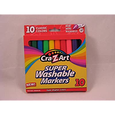 Cra Z Art Shimmer & Sparkle Metallic Madness Rock Art Crafts Kits: Office Products