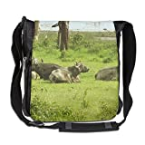 Africa Bison Casual Unisex Shoulder Bag