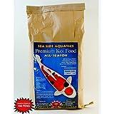 Seaside Aquatics Premium All Season Koi Fish Food (manufactured by Hai Feng) - 44 lbs. (Large Pellet)