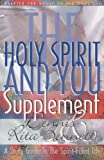 Holy Spirit and You Supplement