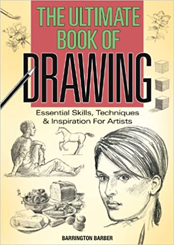 the complete book of drawing barrington barber pdf