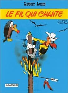 "Afficher ""Lucky Luke n° 45 Fil qui chante (Le)"""