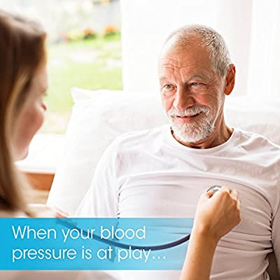 Blood Pressure Monitor Wrist Cuff - Automated BP Machine - Digital Home BP Monitoring Kit - Clinically Accurate & Fast Reading - BPM-337 by iProven