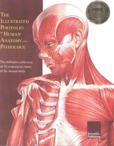 The Illustrated Portfolio of Human Anatomy And Pathology Anatomical Wall Chart: The Definitive Collection of 30 Anatomical Charts of the Human Body