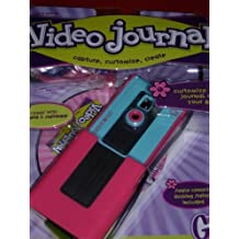 Girl Tech Video Journal - Store Exclusive Pink Blue