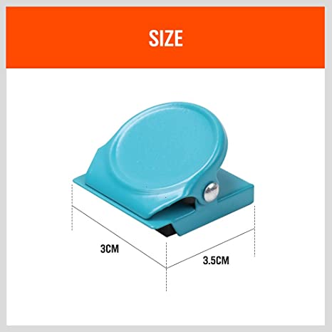 Amazon.com: SEDY 16 piezas Clip de metal magnético, imanes ...