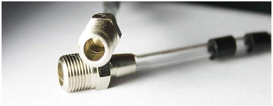 Homeve Tubo in Silicone Tubo Generale Tubo per Lavaggio Auto ad Alta Pressione Tornador Pistola Lavaggio Auto per z-010 2 pz//Lotto