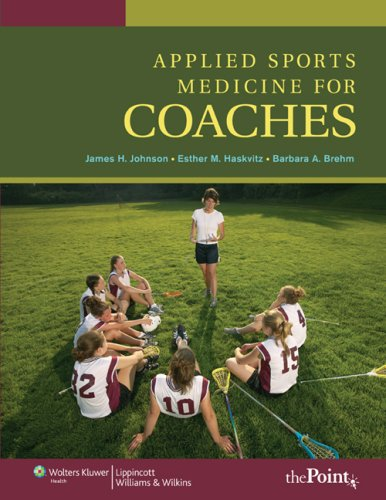 Applied Sports Medicine For Coaches (Pb 2009)