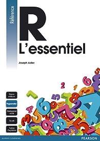 R, L'Essentiel par Joseph Adler