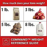 Command 17081B Medium, 3 lb Capacity, 2, 4