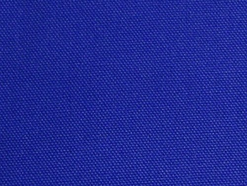 Organic Cotton Canvas Duck Fabric - Marine Blue - 10 Yards Marin Futon