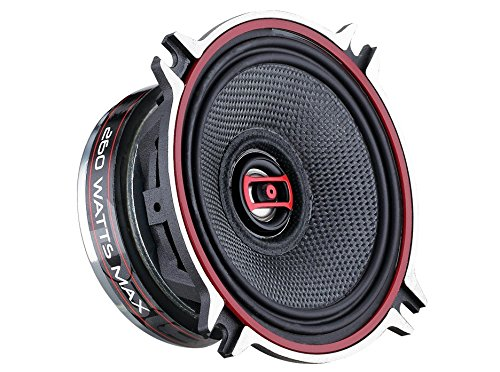 DS18 EXL-SQ4 4-Inch 3-Ohm High Sound Quality Speaker 260 Watts - Set of 2 by DS18 (Image #3)