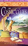 Front cover for the book The Cosmic Clues (Dell Mystery) by Manjiri Prabhu