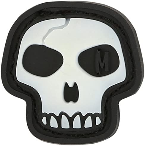 Maxpedition Mini Skull Lueur Moral Patch
