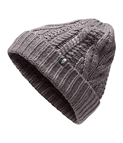 The North Face Unisex Cable Minna Beanie Rabbit Grey One ()