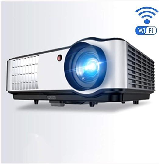 Link Co Proyector de Oficina Proyector LED Inteligente WiFi Full ...