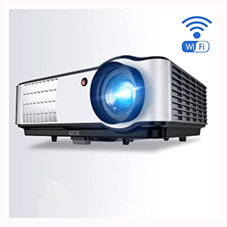 Link Co Proyector de Oficina Proyector LED Inteligente WiFi Full ...