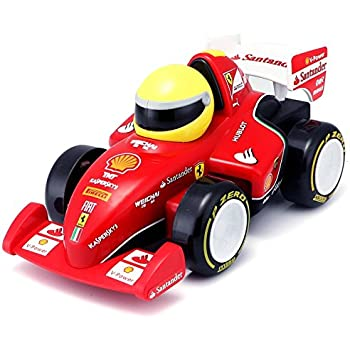 Amazon.com: BB Junior Play & Go Funny amigo de Ferrari ...