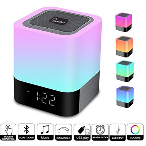 WamGra Night Light Speakers