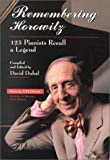 Remebering Horowitz, David Dubal, 0825672147